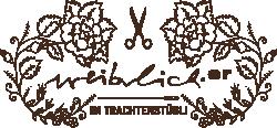 Weiblicher Logo